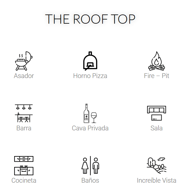 The Roof Top Unique Living